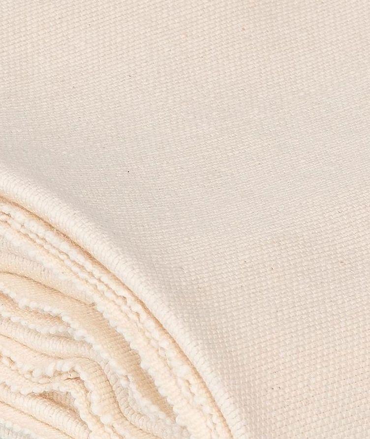 Cotton Yoga Blanket image 1