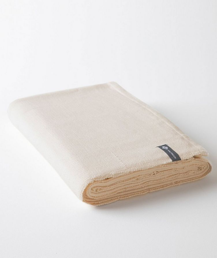 Cotton Yoga Blanket image 0