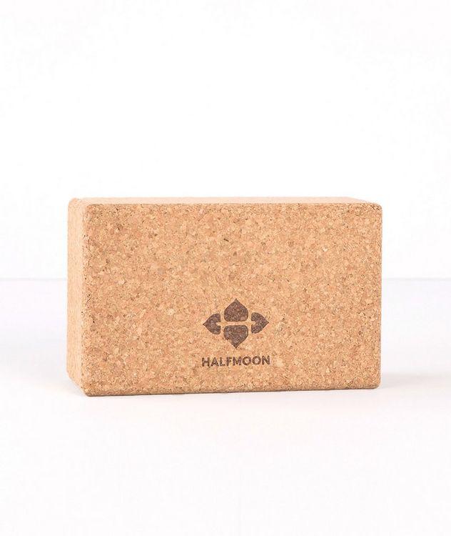 Cork Yoga Block picture 1