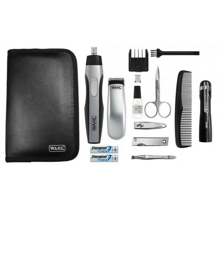 Barbers Lithium Travel Grooming Kit  image 0