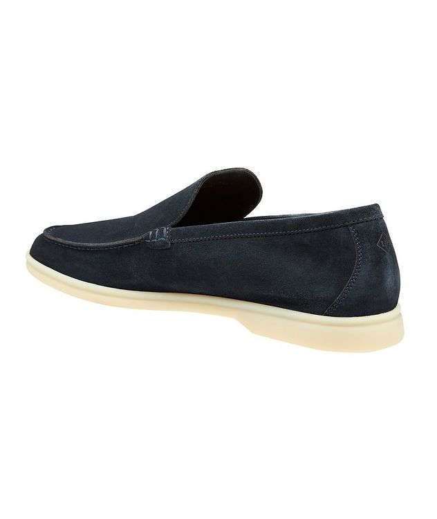 Summer Walk Suede Loafers picture 2