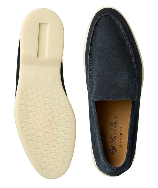 Summer Walk Suede Loafers picture 3
