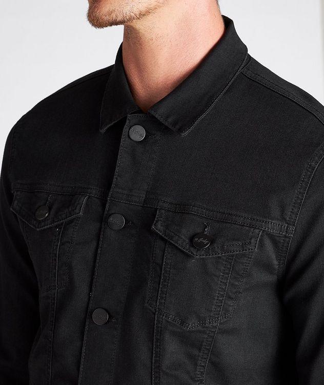 Travis Cotton-Blend Jacket picture 4