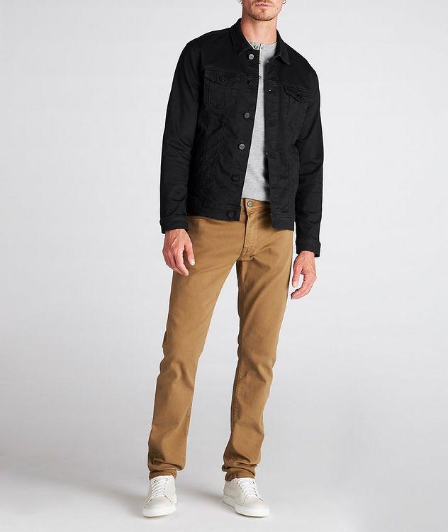 Travis Cotton-Blend Jacket picture 5