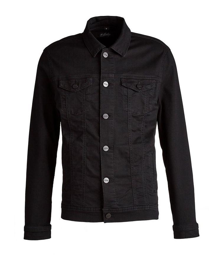 Travis Cotton-Blend Jacket image 0