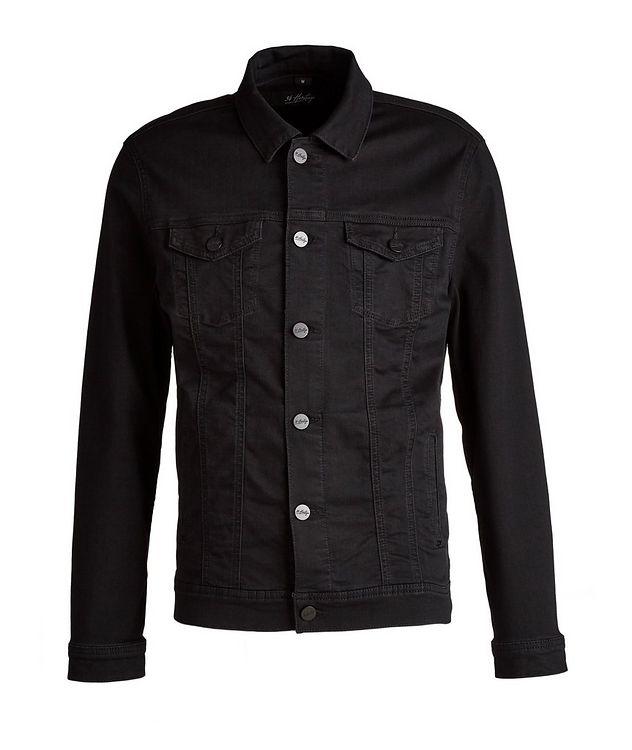 Travis Cotton-Blend Jacket picture 1