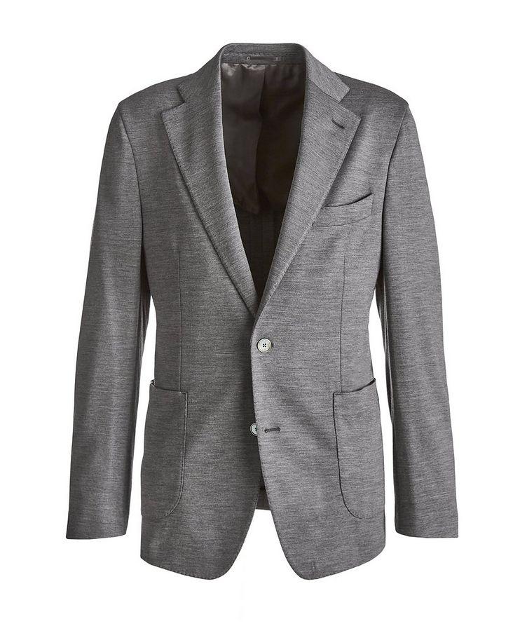 Slim Fit Wool Sports Jacket image 0