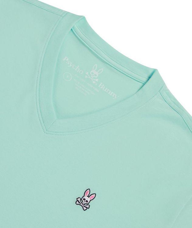 Cotton Crew Neck T-Shirt picture 2