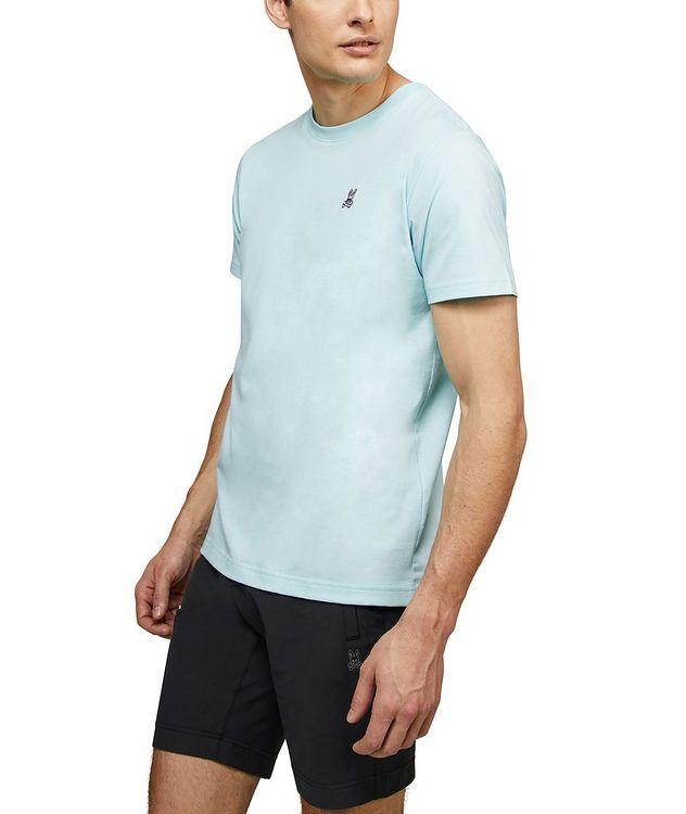 Cotton Crew Neck T-Shirt picture 3