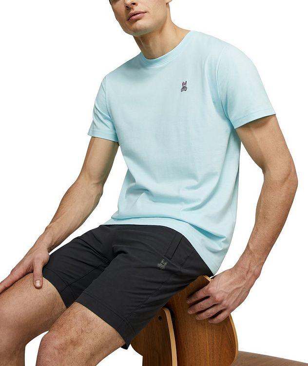Cotton Crew Neck T-Shirt picture 4
