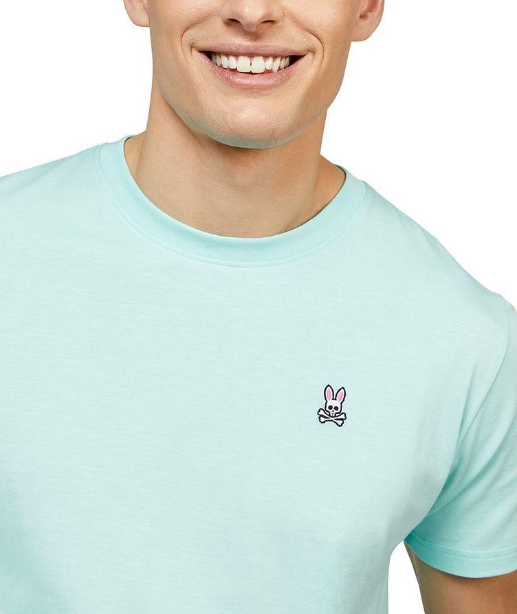 Cotton Crew Neck T-Shirt image 4