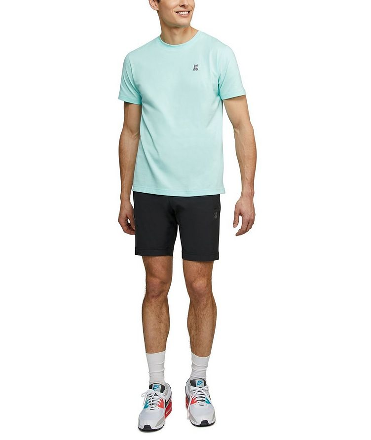 Cotton Crew Neck T-Shirt image 5