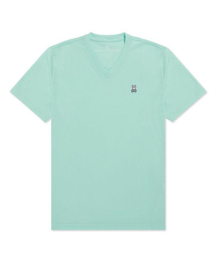 Cotton Crew Neck T-Shirt image 0