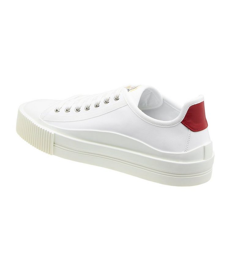 Vulcanized Leather Sneakers  image 1
