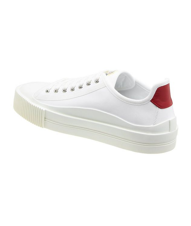 Vulcanized Leather Sneakers  picture 2