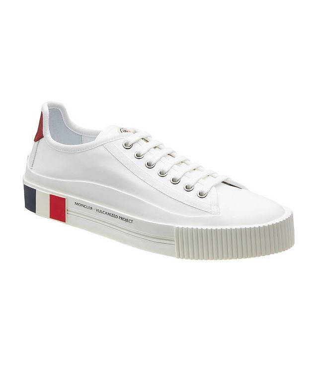 Vulcanized Leather Sneakers  picture 1