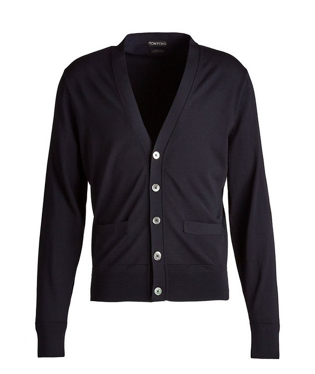 Wool Cardigan picture 1