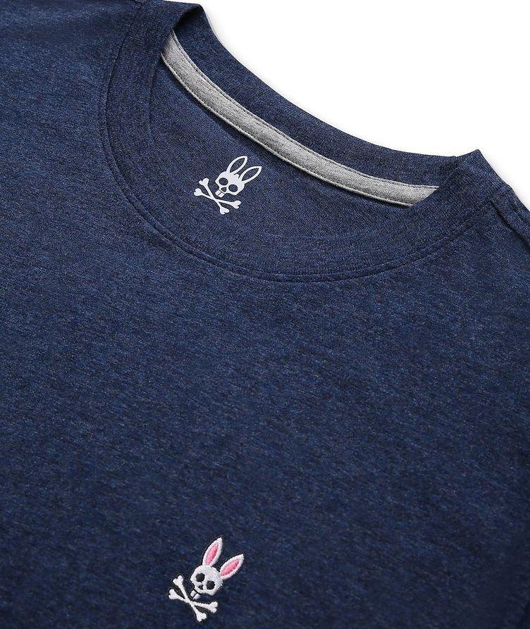 T-shirt classique à col rond image 1