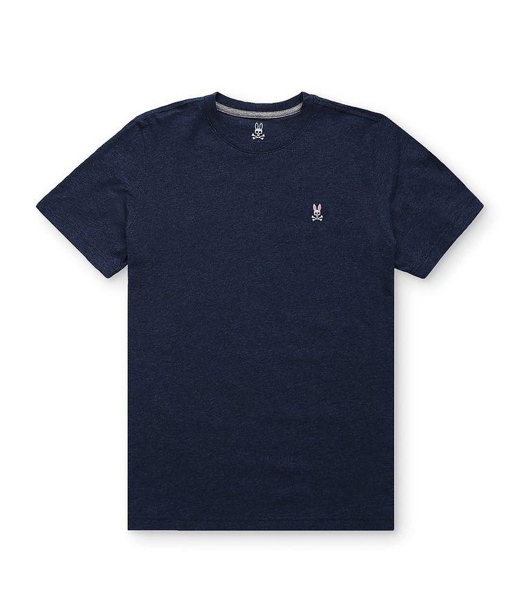 T-shirt classique à col rond image 0
