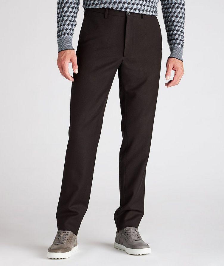 Pantalon habillé en laine image 1