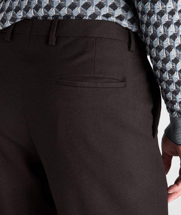Pantalon habillé en laine picture 4