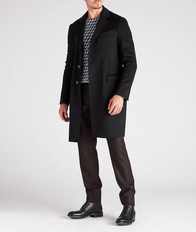 Pantalon habillé en laine picture 5