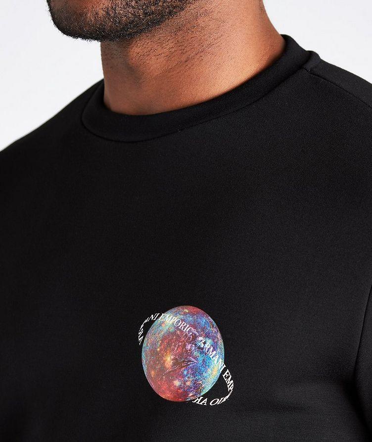 Surreal Print Sweatshirt image 4