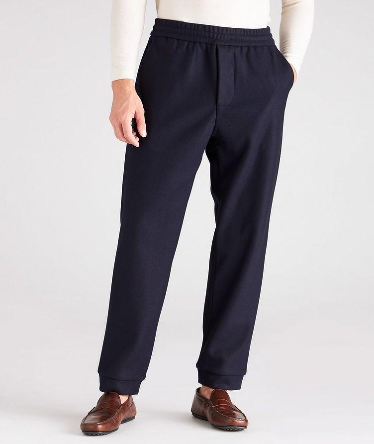 Wool-Blend Pants image 1