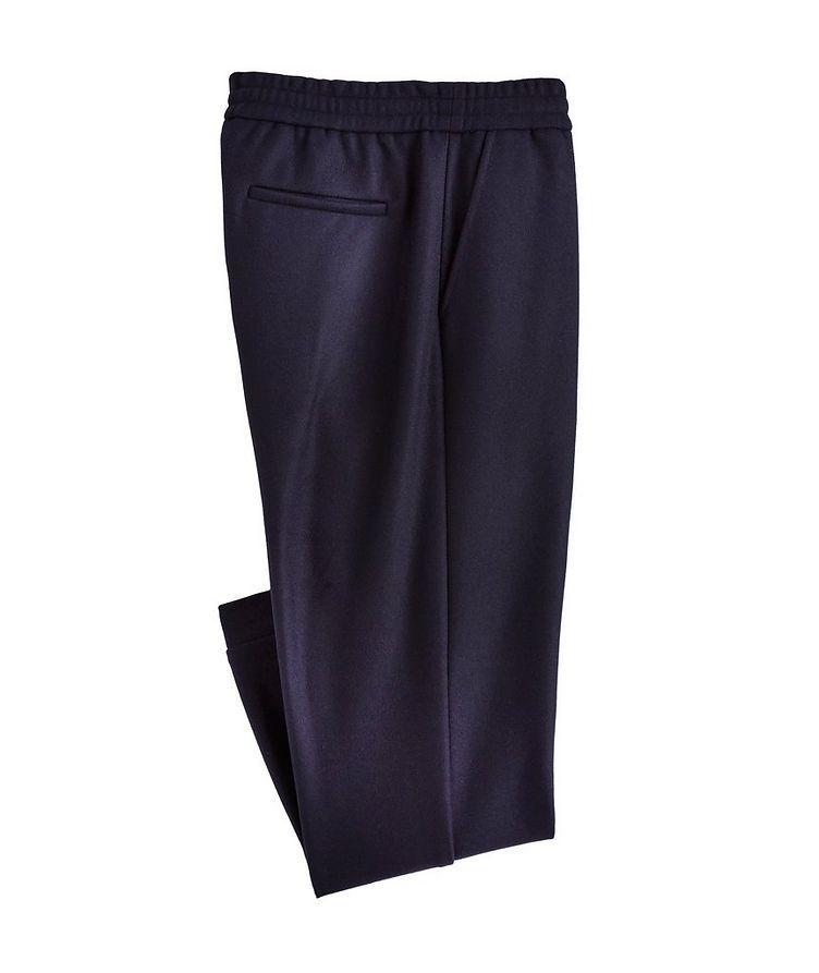 Wool-Blend Pants image 0