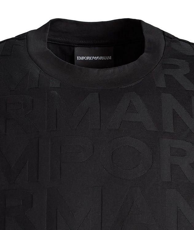 T-shirt en coton avec lettrage picture 3