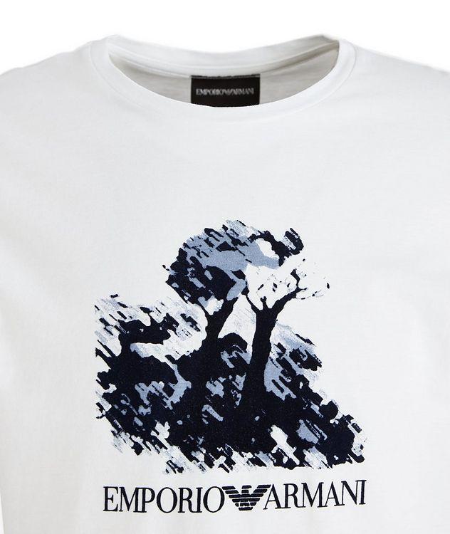 Painting Print Cotton T-Shirt picture 2