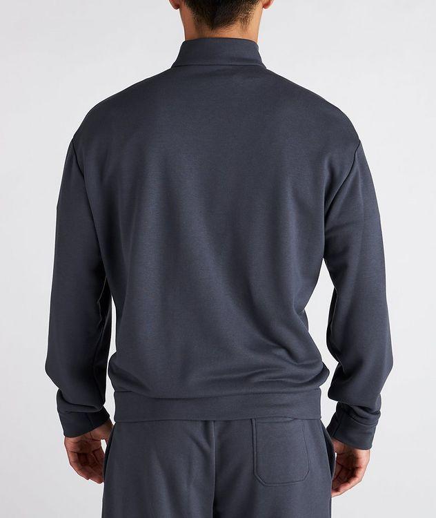 Cotton, Cashmere, and Silk Blouson Jacket picture 3