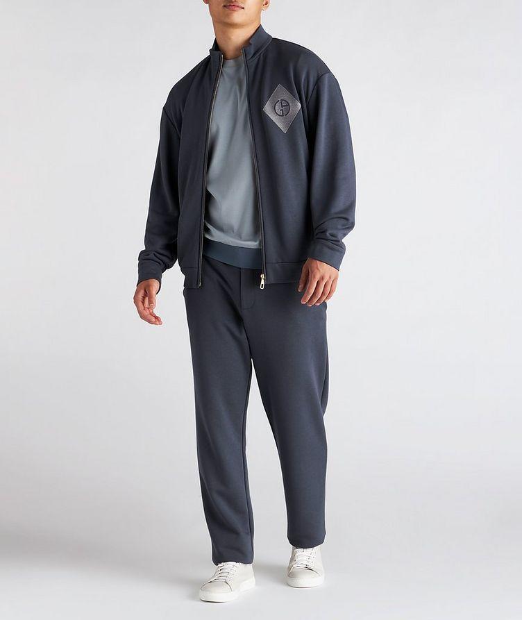Cotton, Cashmere, and Silk Blouson Jacket image 4