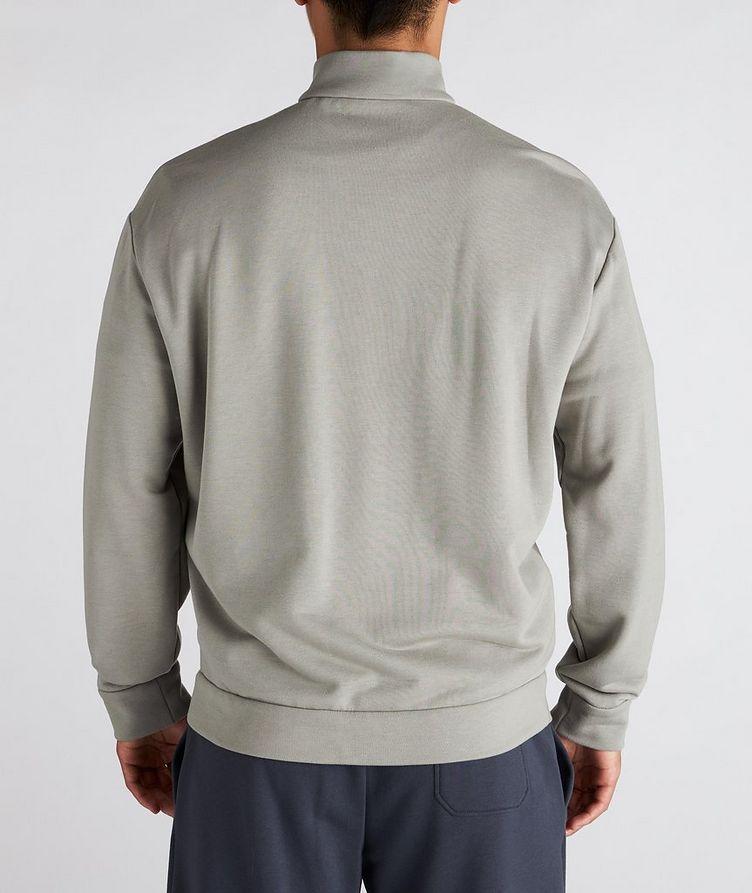 Cotton, Cashmere, and Silk Blouson Jacket image 2