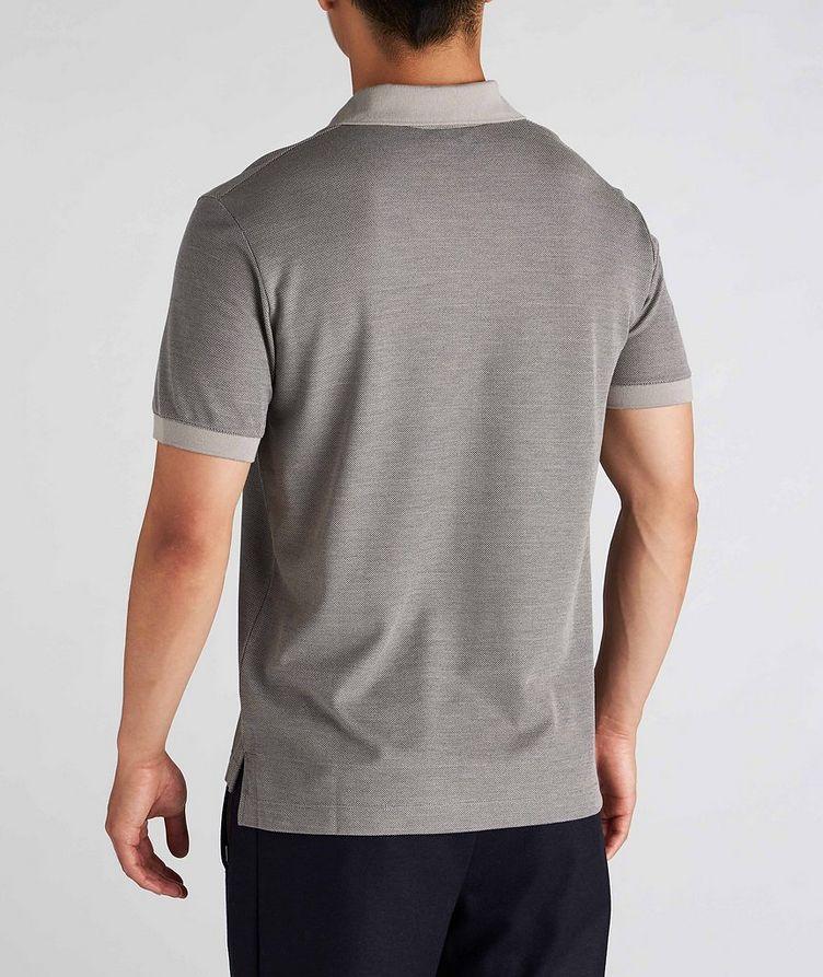 Cotton-Silk Polo  image 2