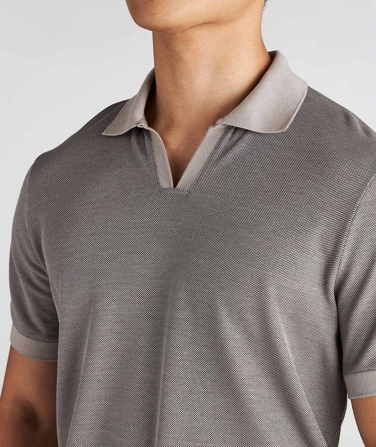 Cotton-Silk Polo  image 3