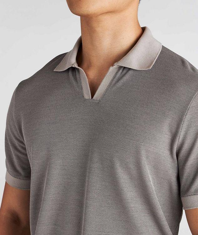 Cotton-Silk Polo  picture 4