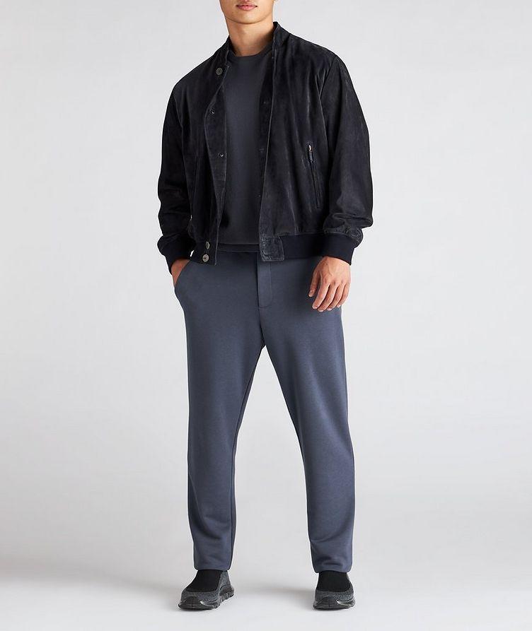 Geometric Cashmere Sweater image 4