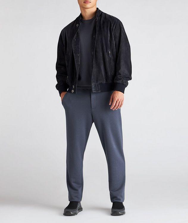Geometric Cashmere Sweater picture 5