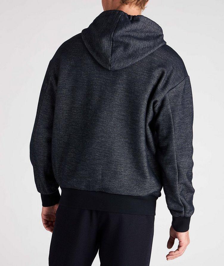 Zip-Up Cotton-Wool Hoodie image 2