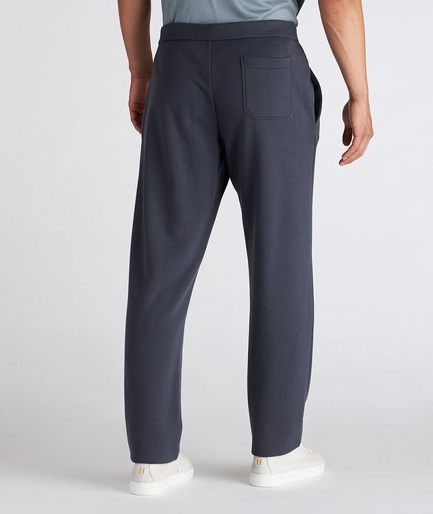Cotton, Cashmere, and Silk Terry Trousers picture 3