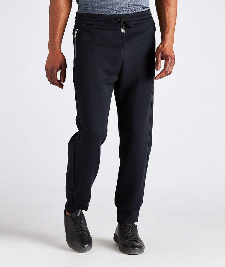 Drawstring Modal Jersey Pants image 1