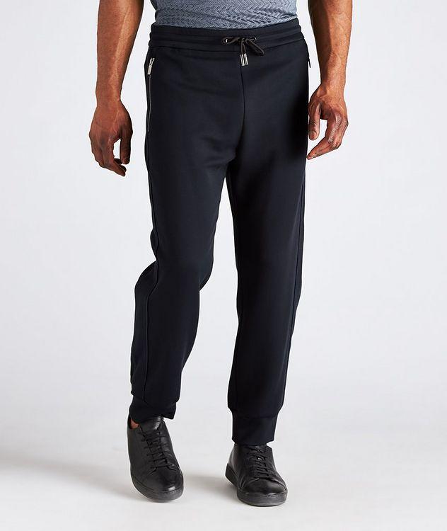 Drawstring Modal Jersey Pants picture 2