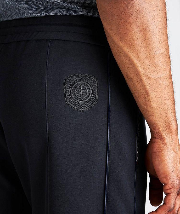 Drawstring Modal Jersey Pants image 3