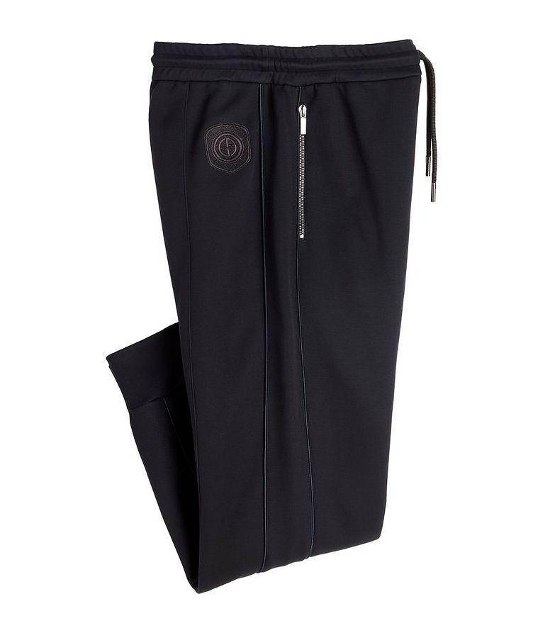 Drawstring Modal Jersey Pants image 0