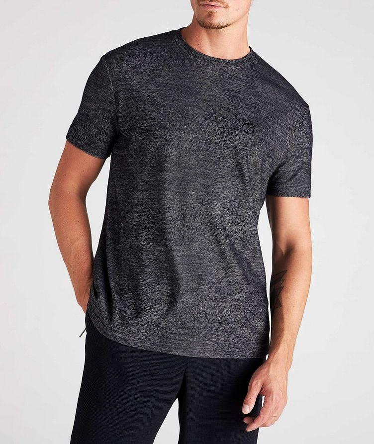 Cotton-Wool Jersey T-Shirt image 1