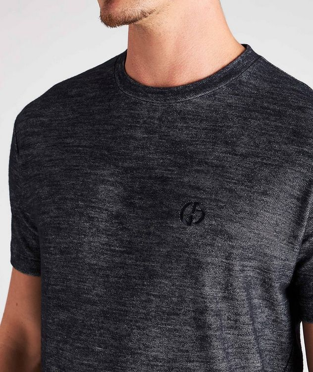 Cotton-Wool Jersey T-Shirt picture 4