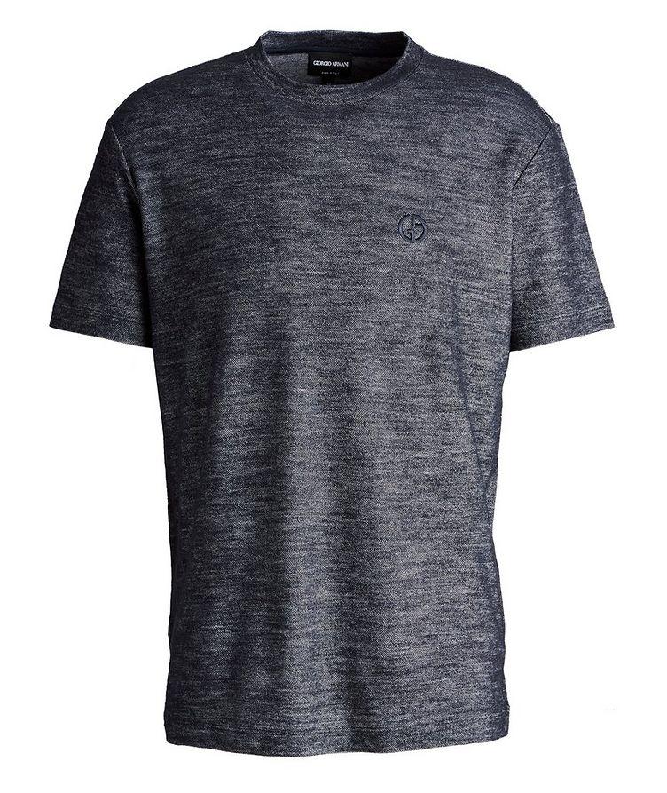 Cotton-Wool Jersey T-Shirt image 0