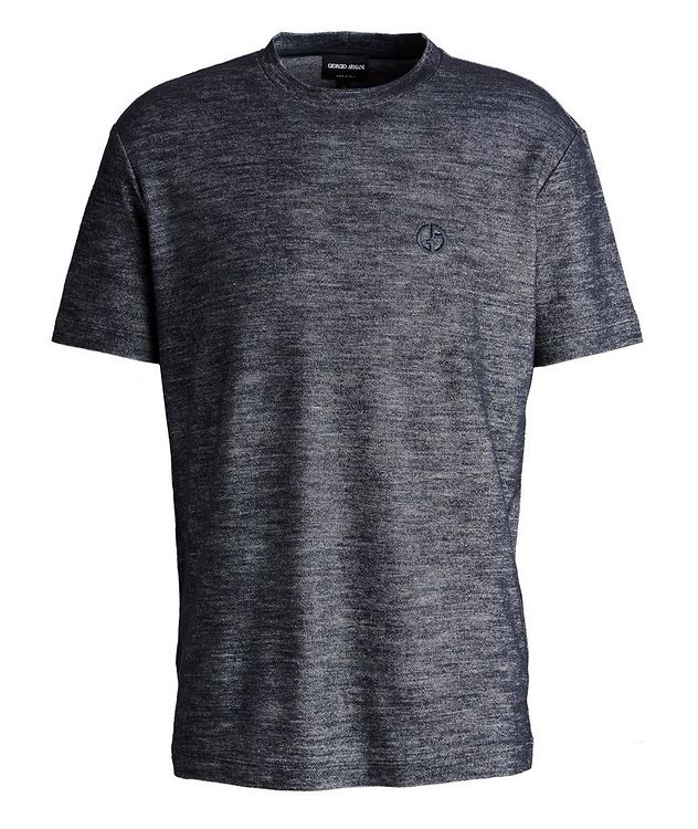 Cotton-Wool Jersey T-Shirt picture 1