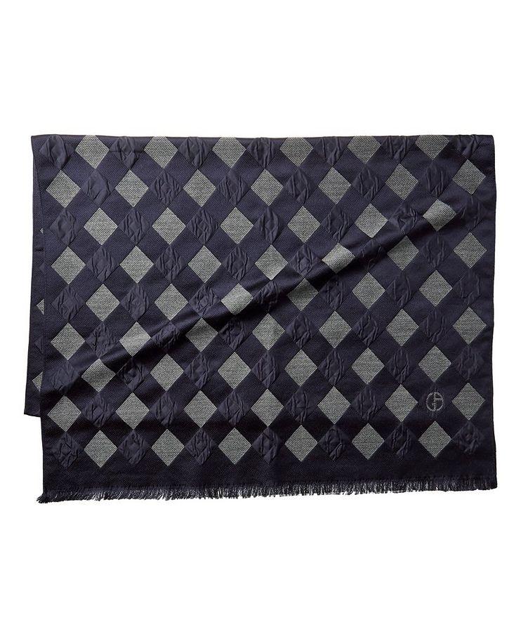 Wool-Silk Scarf image 0